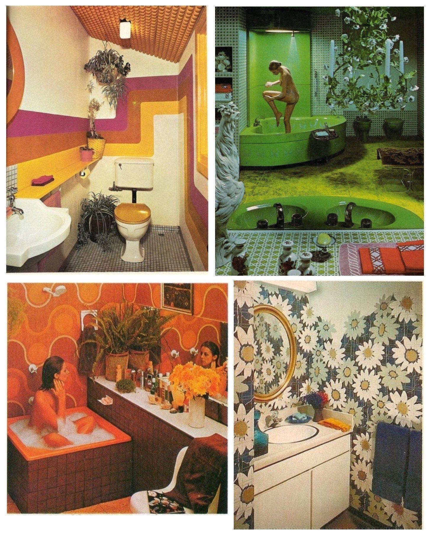 70s home decor in 2020 | Retro bedrooms, 70s home decor, 70s