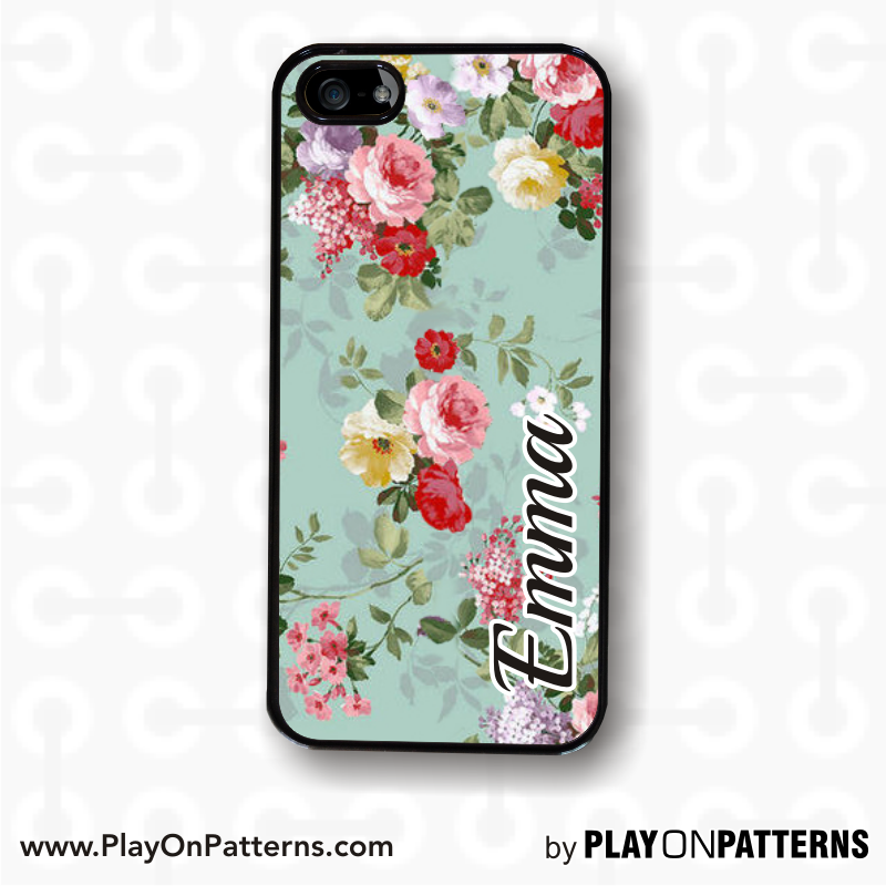 (Leave a note with initials/name)  All phone cases fit perfectly up against your phone. They are made out of either hard protective plastic or silicone rubber. All our cases are designed with openings for easy access to all the buttons and ports on your phone as well as an opening on the back f...