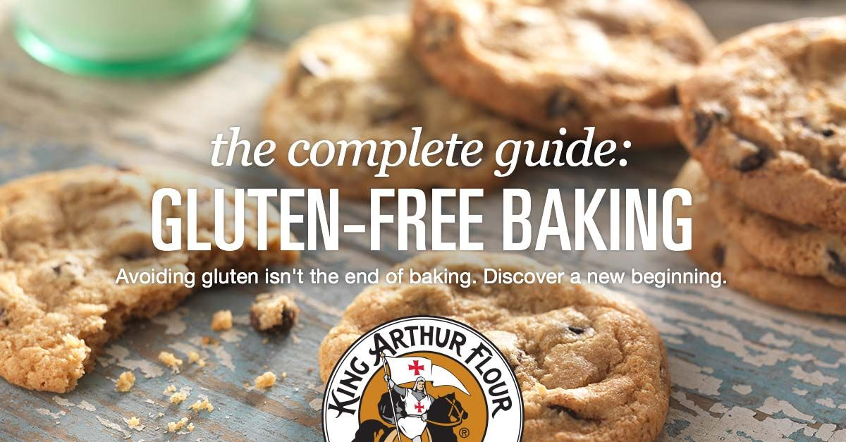 Are you making the transition to glutenfree baking? We