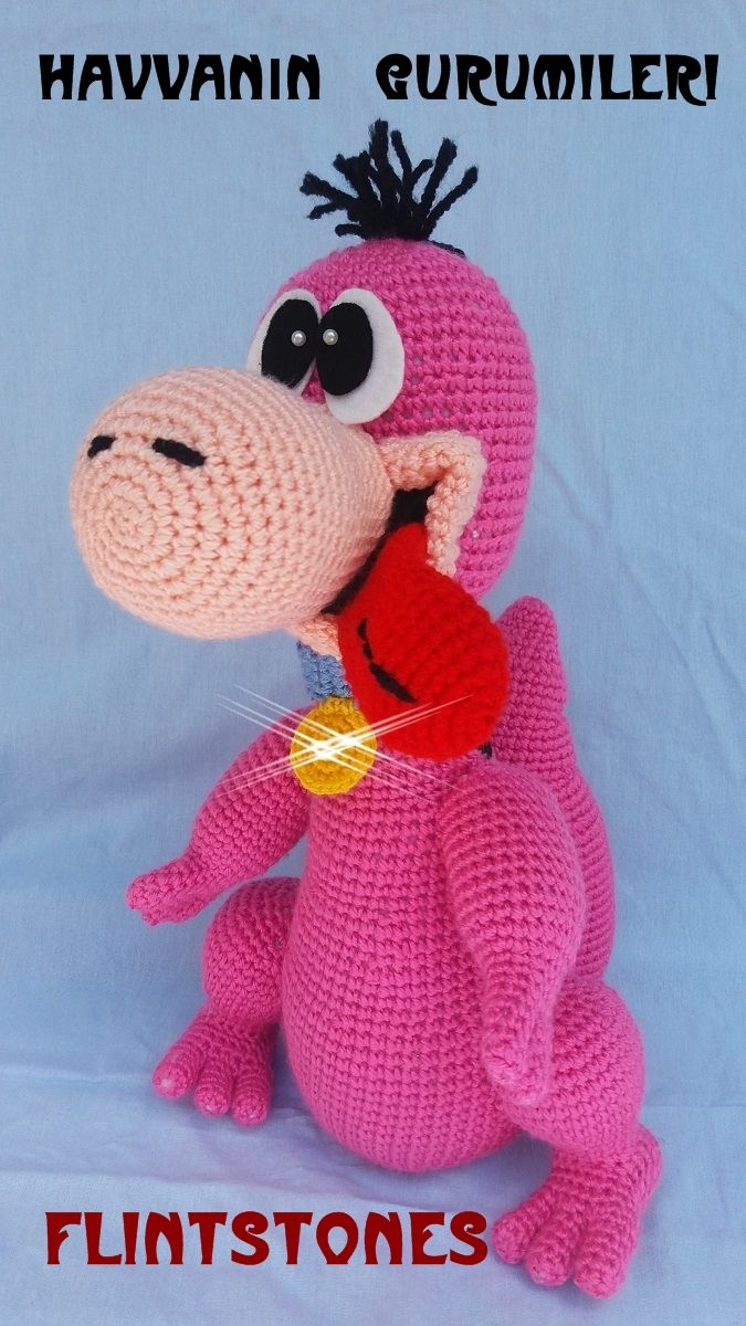 #crochetdinosaurpatterns