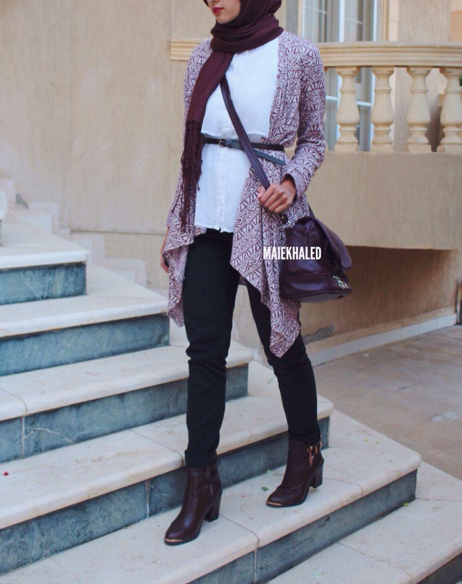 #hijabfashion #hijab #hijaboutfit #hijablookbook #hijabmodesty #hijabmuslim #hijablook #hijabi #chichijab #cairostyle #modestmode #modesty #summerfashion #hijablove #elegant #elegance #instafashion #fashionista #fashion #ootd #lookoftheday #lookbook #fashionstatement #hijabifashion #accessories #streetstyle #hijabstreetstyle #hijabystreetstyle #brown #boots #heels #winter