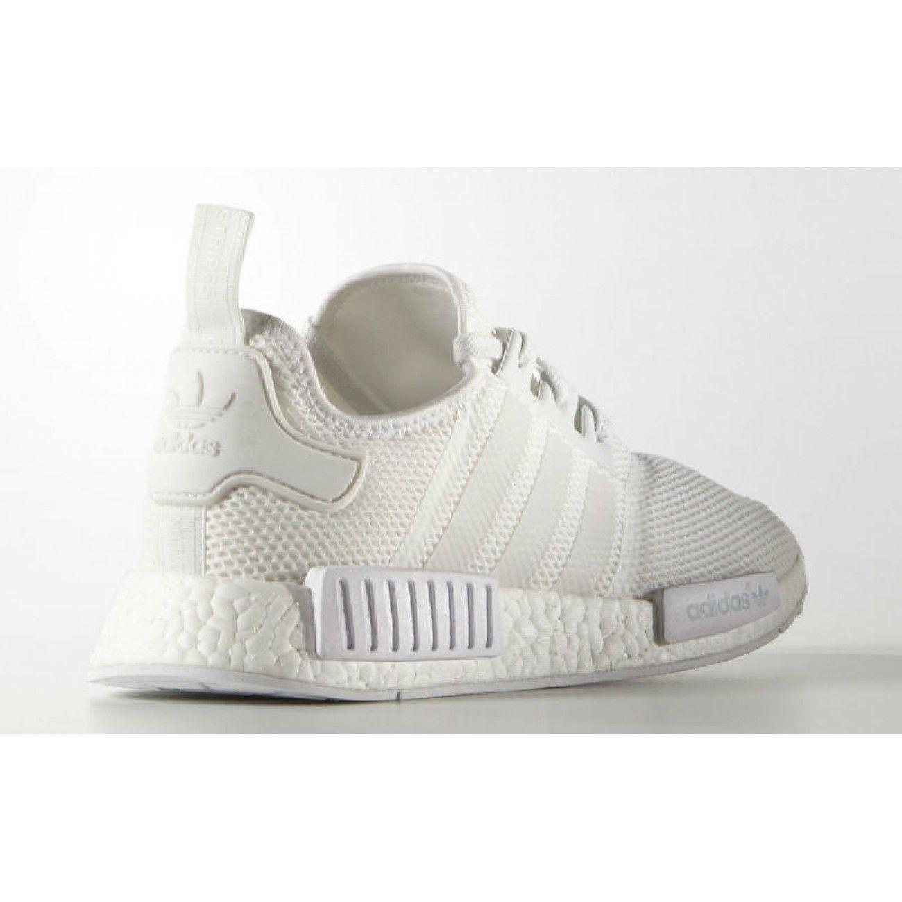 adidas nmd runner triplo white nmd, adidas nmd e adidas
