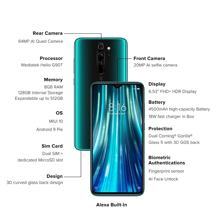 Best Buy Redmi Note 8 Pro Xiaomi Note 8 Best Phone