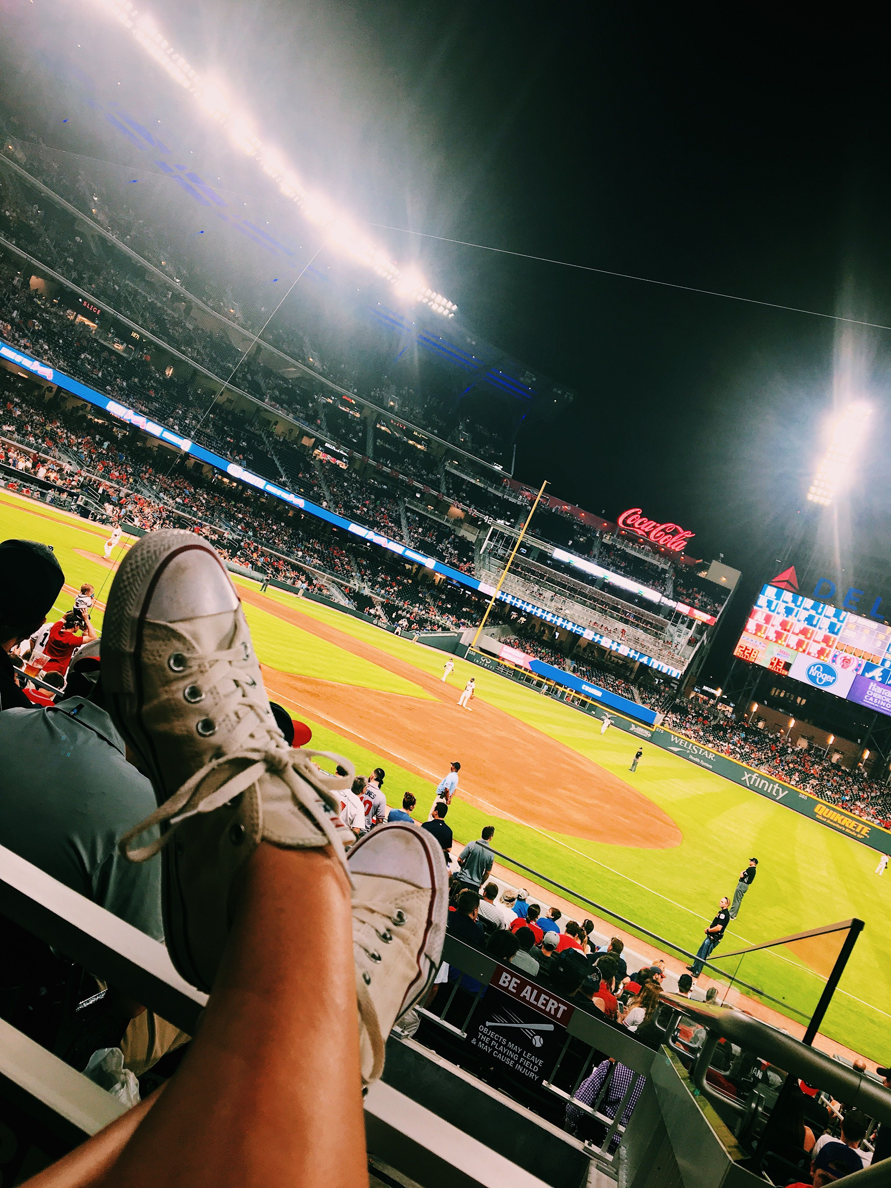 Atlanta Braves Game Photography Ideas Ig Jessicaclaark Vsco Jessicaclarrk Places To Go Travel Photography