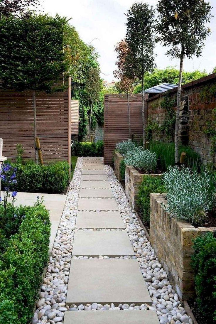 Small Garden and Landscaping Design for Small Backyard Ideas 24 #backyardlandscapedesign