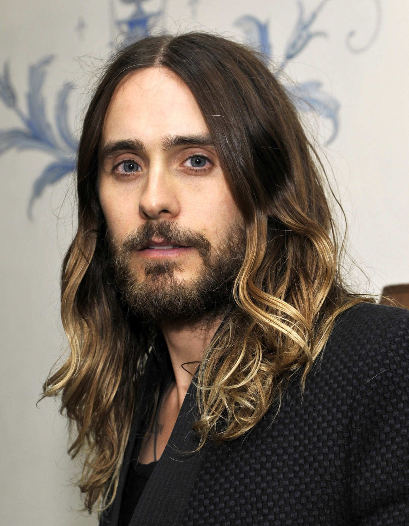 best Hairstyles images on Pinterest Hairstyles Mens  Jared leto