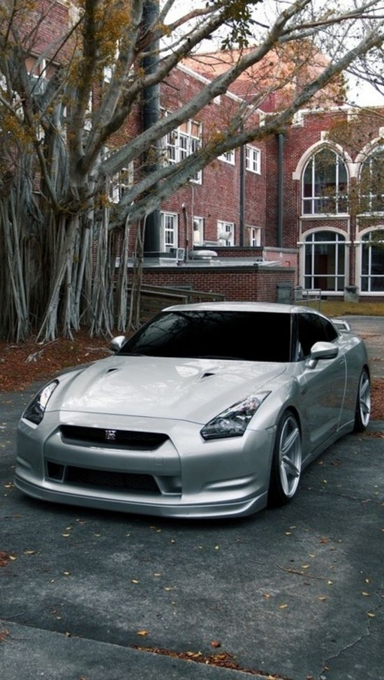 Very clean Nissan GTR