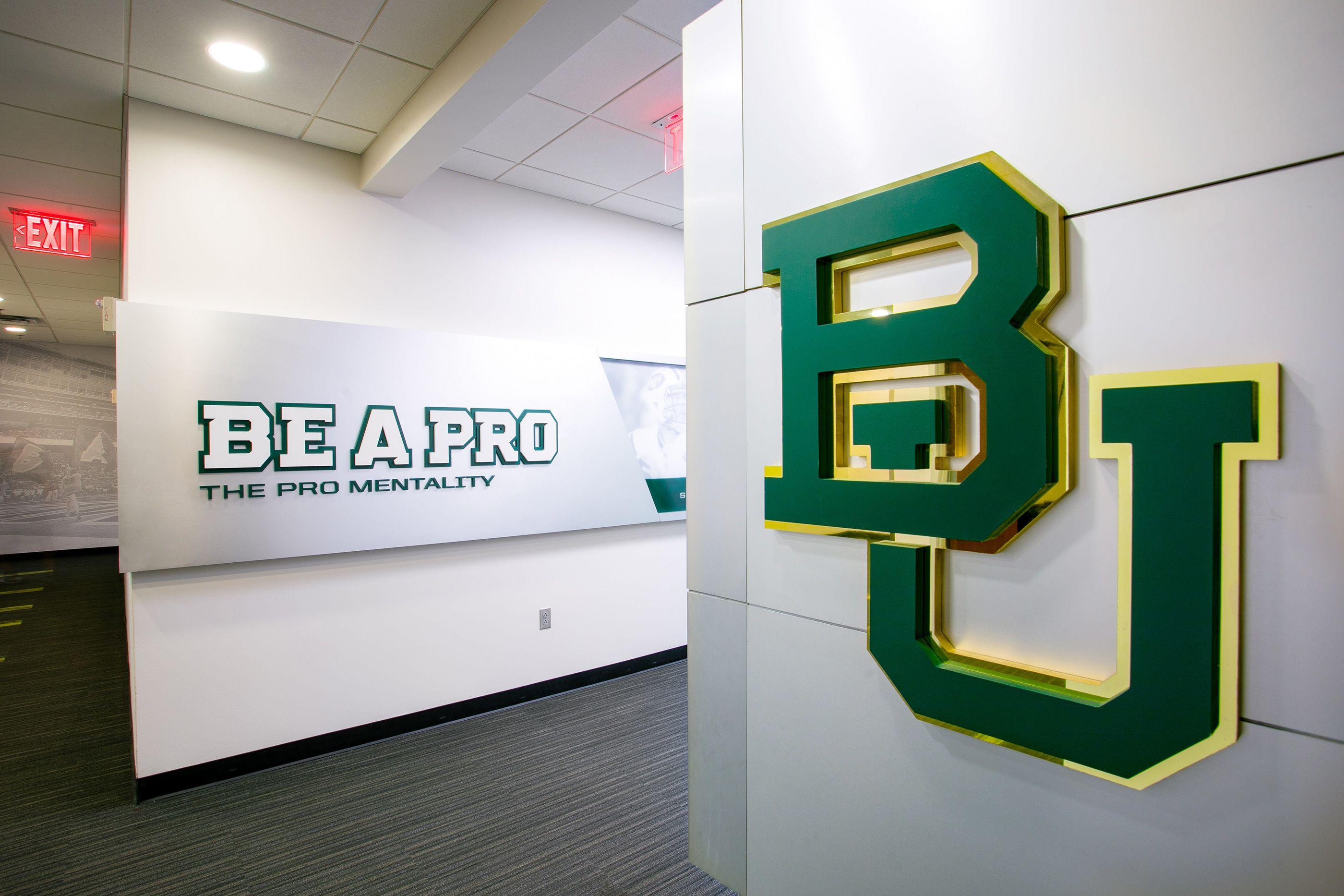 Baylor Football Simpson Center on Behance Baylor