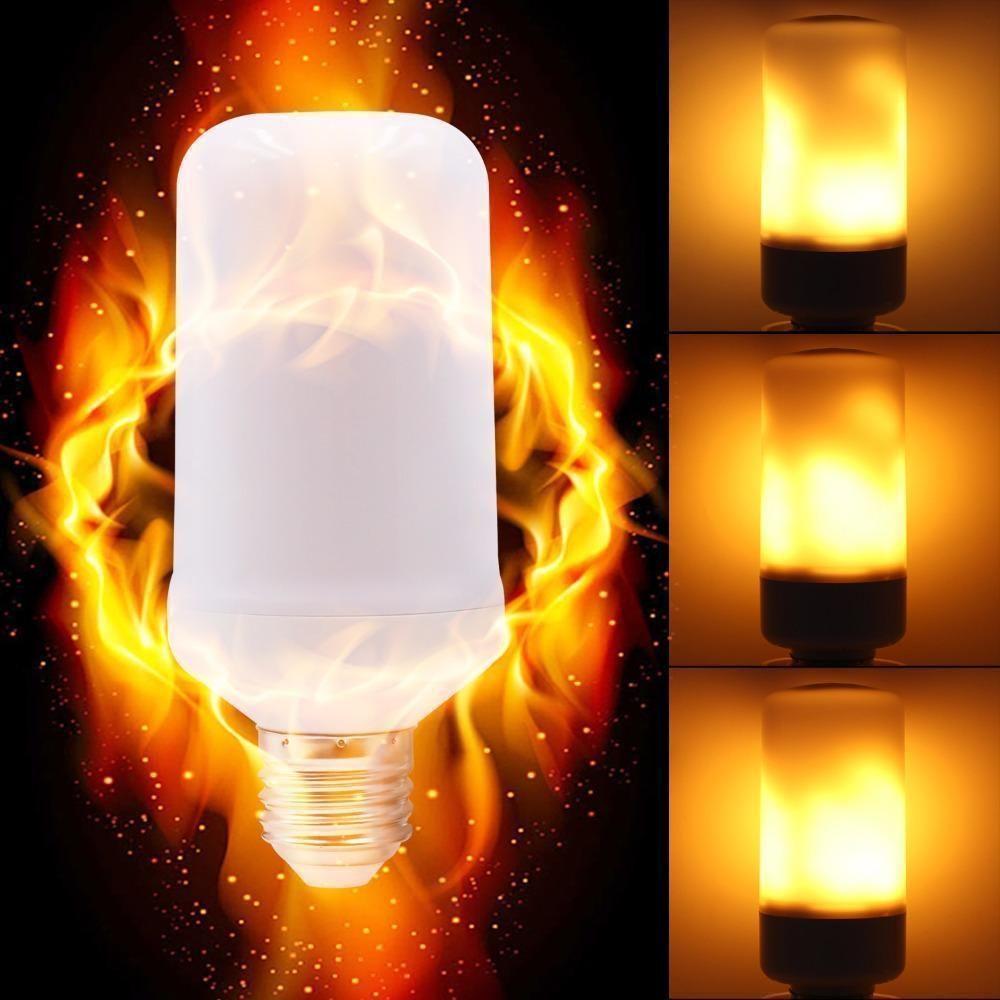 Led Effekt Lampe Flammen Gluhbirne Led Gluhbirnen Dekorative Beleuchtung Gluhbirne