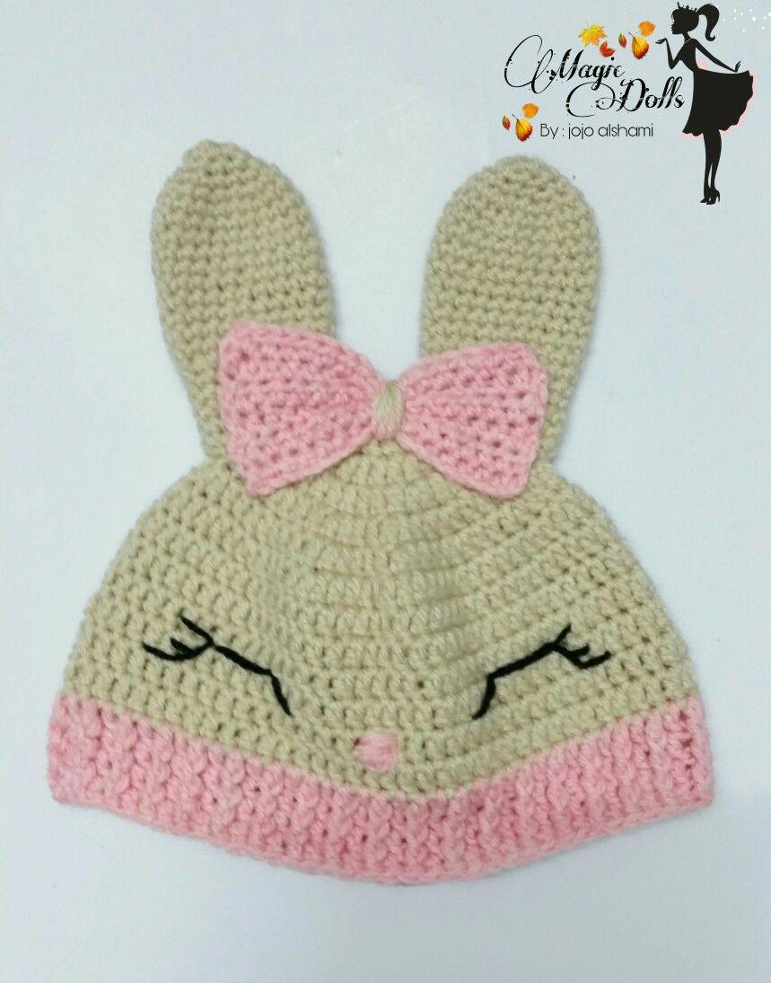 Pin By 0magic Dolls0 On قبعات اطفال كروشية Crochet Crochet Hats Hats