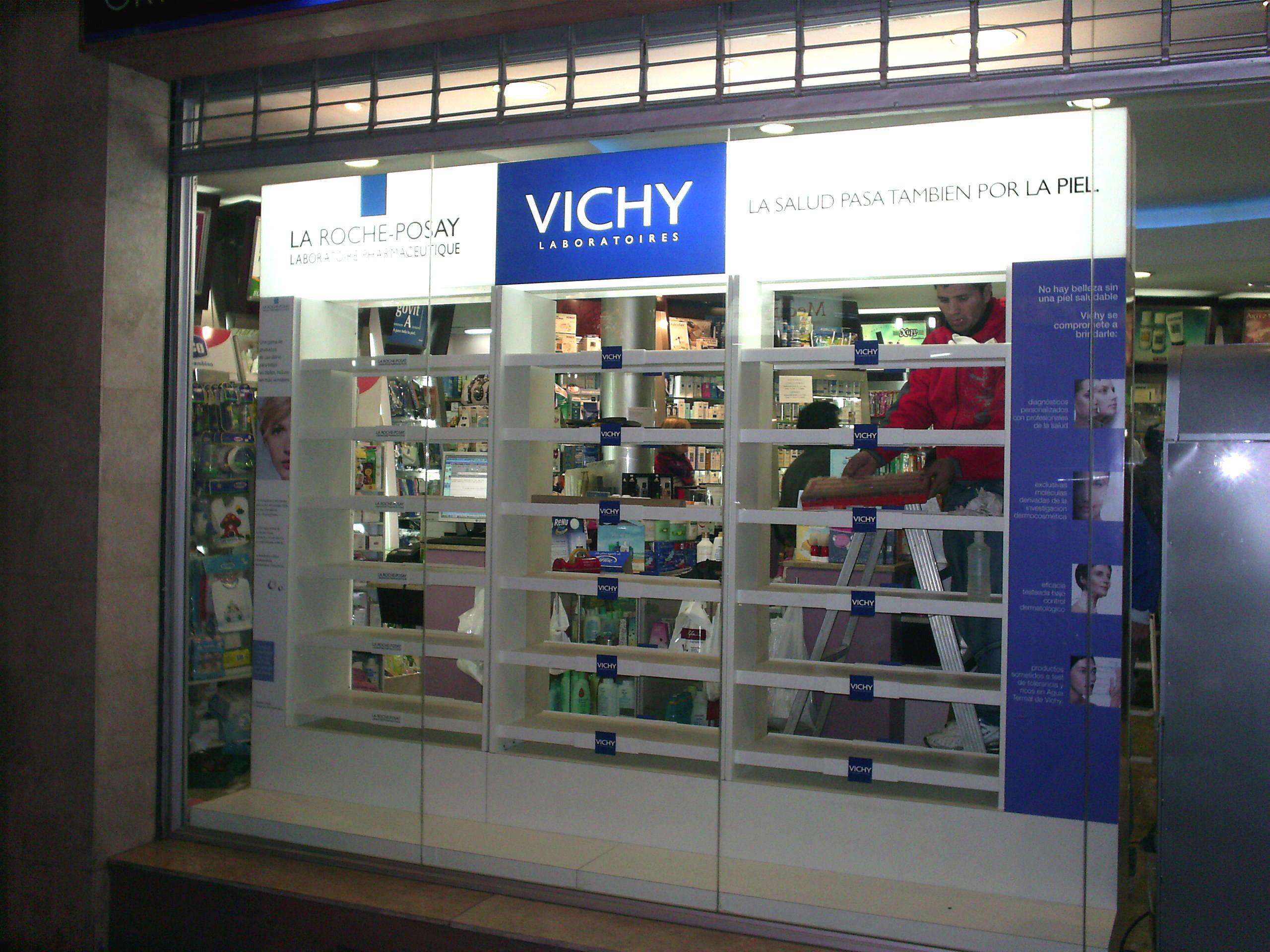 Pin De Estudiomasi En Muebles De Farmacia Pinterest Farmacia # Muebles Farmacia