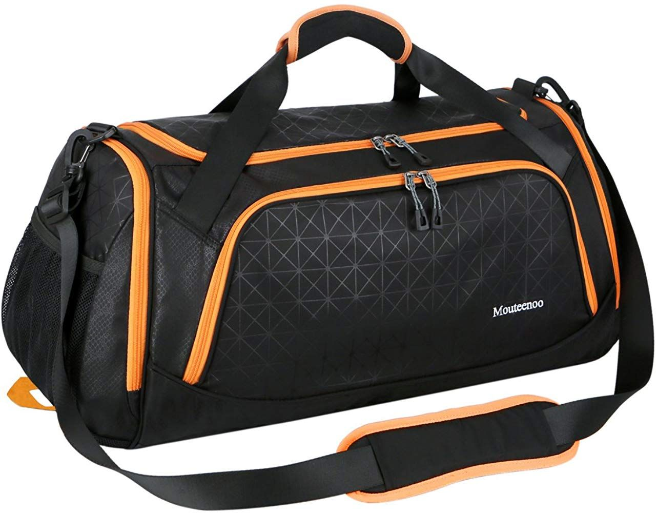 Sports Duffel Bag Gym Bag Travel Duffle for