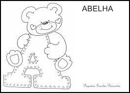 Resultado de imagem para modelos de atividades com a letra A para fazer no caderno para a educação infantil