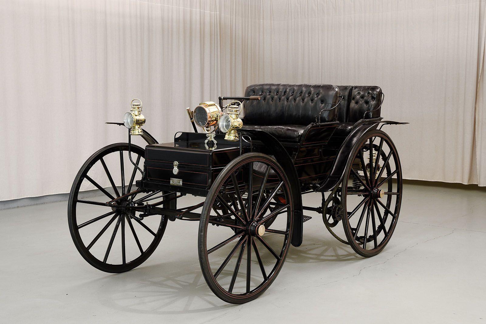1908 Holsman H-11 Touring - Hyman Ltd. Classic Cars | Old Cars ...
