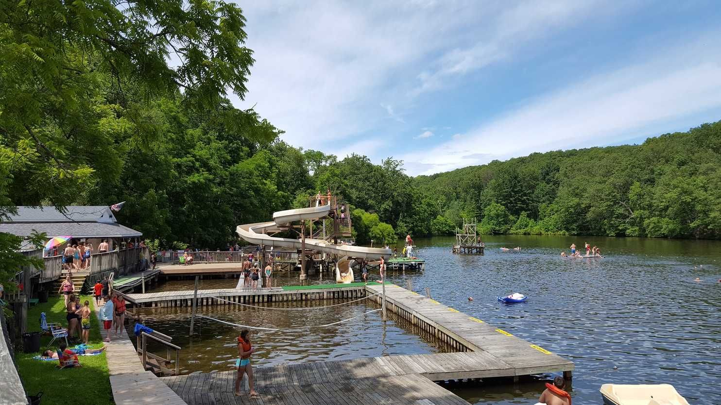 A guide to the dc areas lakes swimmin holes and