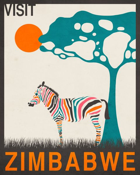 Visit Zimbabwe, not because you have to, because you want to!