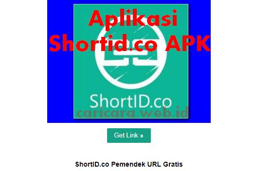 Download Aplikasi Shortid Co Pemendek Url Yang Membayar Mahal Aplikasi Membaca