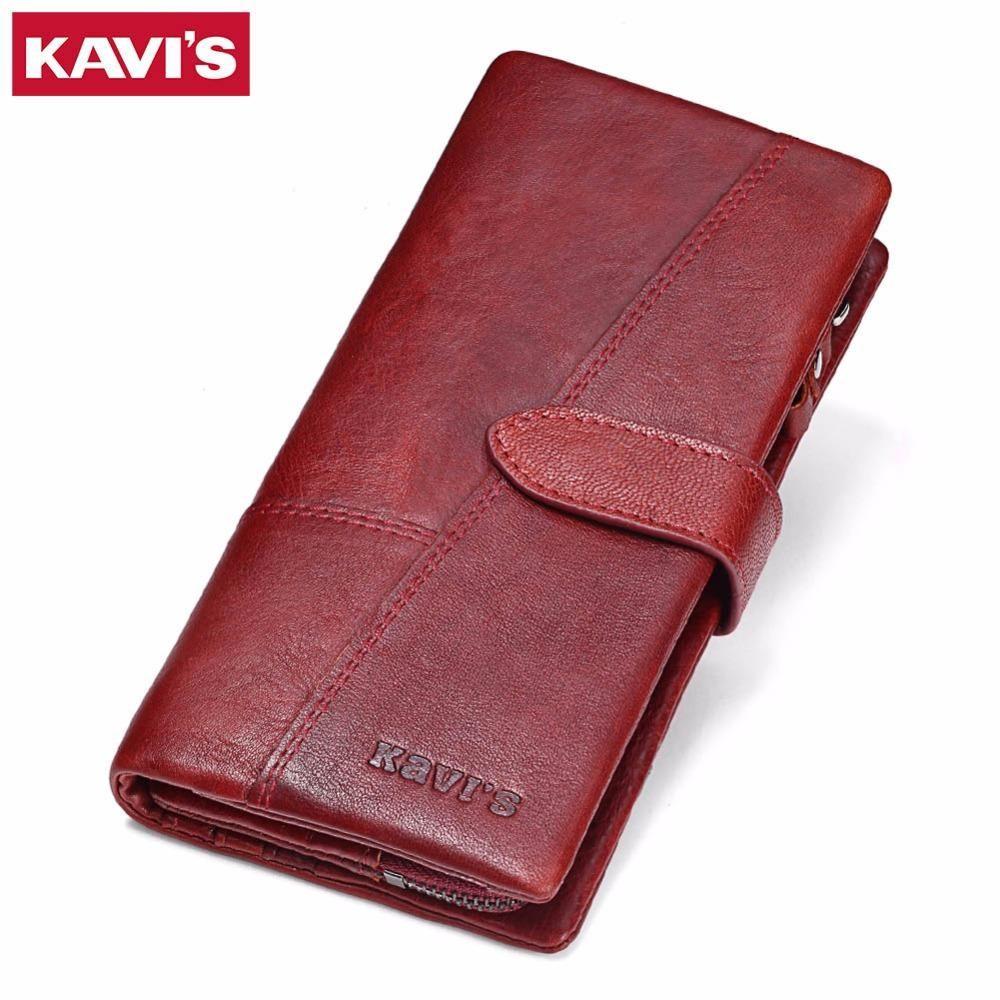 0166c4ec786 KAVI'S Leather Women Wallet Clutch Wallet, Pouch, Rfid Wallet, Womens Purses,  Online