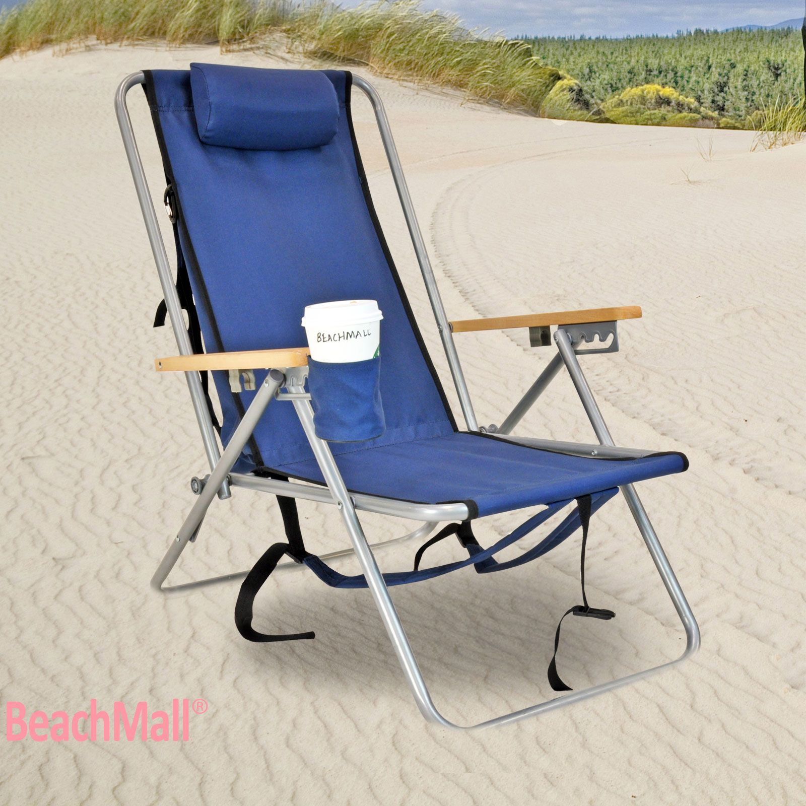 low beach chairs walmart chair covers hire wetherill park backpack wearever by rio holds upto 250lbs