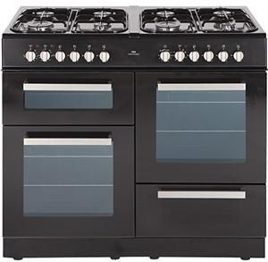New World Spirit Range Cooker Range Cooker Dual Fuel Range Cookers Kitchen