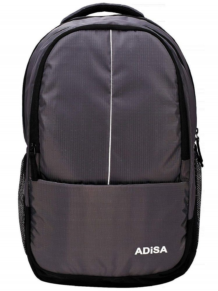 5aae3ad0102 BP007 Grey Light Weight 35 Ltrs Casual Laptop Backpack!!!! Find this Pin  and more on Bags ...