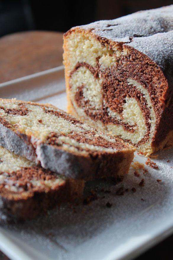 Photo of Ein Traum von einem Marmorkuchen Köstlichkeiten backen