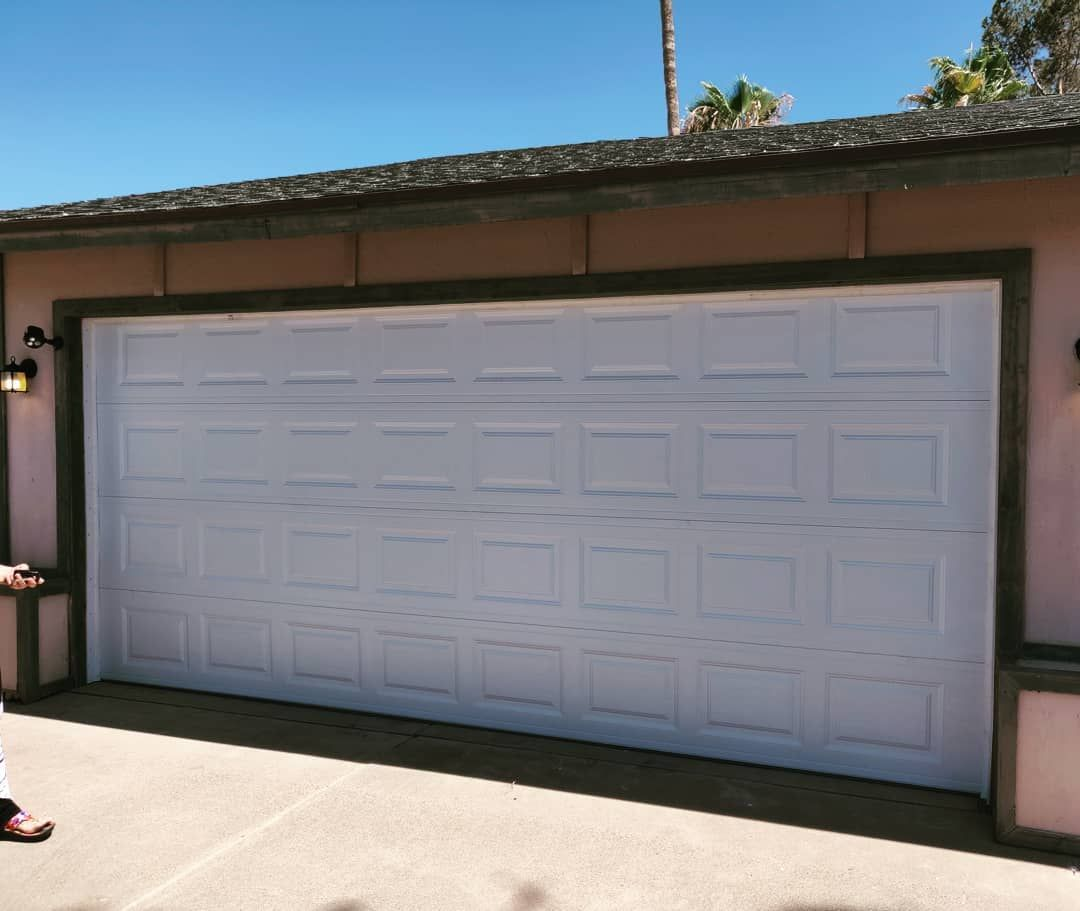 We Do Not Sacrifice Quality Whether It S The Hardware Holding Your Door Together Or The Motor Being Installed To Automate It Azrealestat Garage Door Repair Outdoor Decor Garage Doors