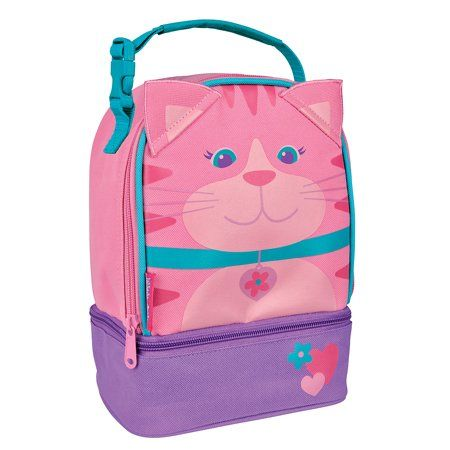 Lunch Pals, Cat | Products | Girls lunch boxes, Monogrammed