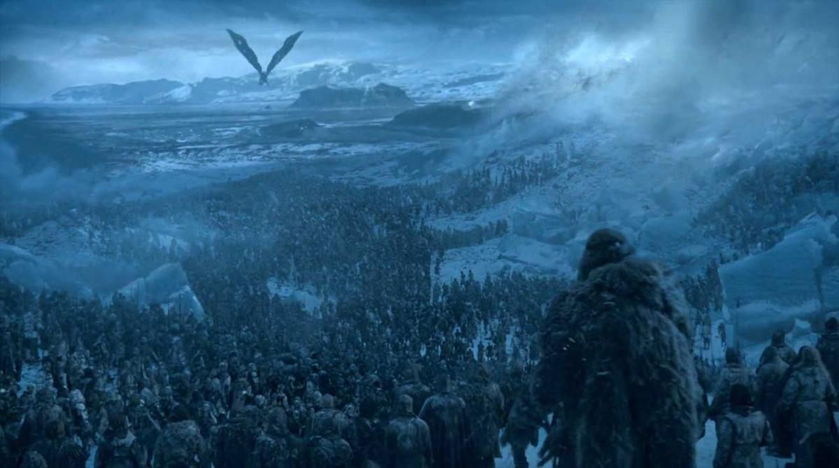 Game Of Thrones Season 7 Episode 7 Television Review Winter Is Here Got Game Of Thrones Game Of Thrones Winter Is Here