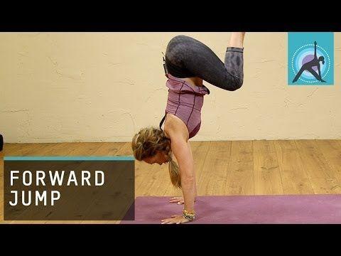 forward jump explained ashtanga yoga  youtube with