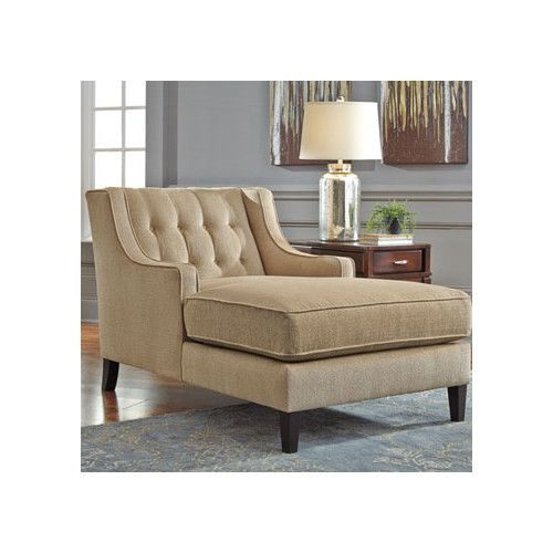 Best Found It At Joss Main Bryson Tufted Chaise Oversized 400 x 300