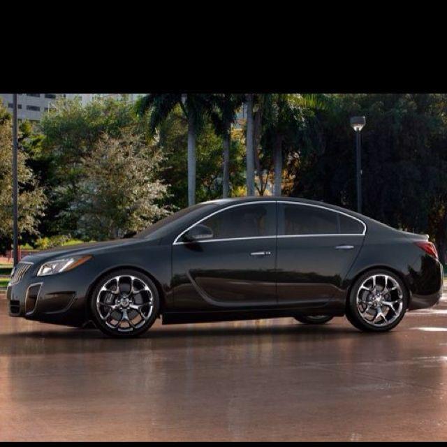 99 Buick Regal Gs: Buick Regal Gs 2012
