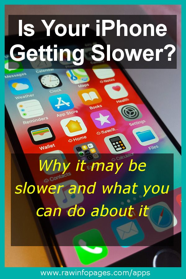 Does Apple deliberately make your iPhone slow? (With