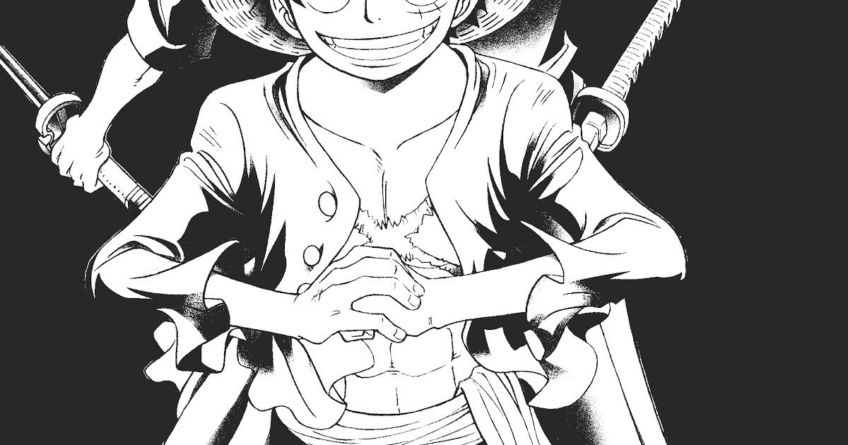 Pin On Cool Wallpaper Anime One piece wallpaper for keyboard