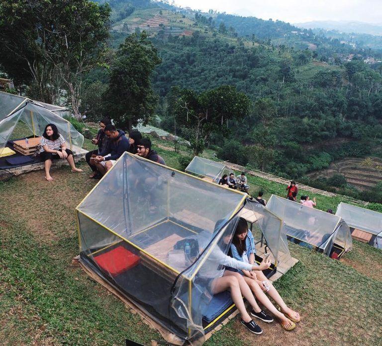 Harga Tiket Masuk & Makanannya Lereng Anteng Bandung 2020