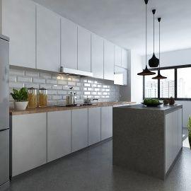 sleek modern kitchen for hdb in singapore kitchen renovation kitchen ideas singapore home on kitchen ideas singapore id=47975