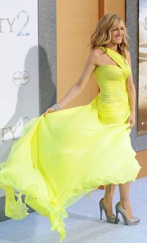 chartreuse fashion images - Google Search
