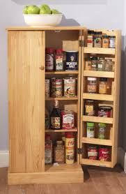 stand pantry cabinets furniture stunning portable kitchen ...
