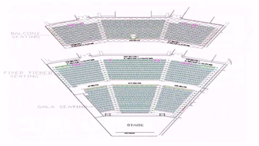 Princess Theatre Seating Plan Seating Plan Theater Seating How To Plan