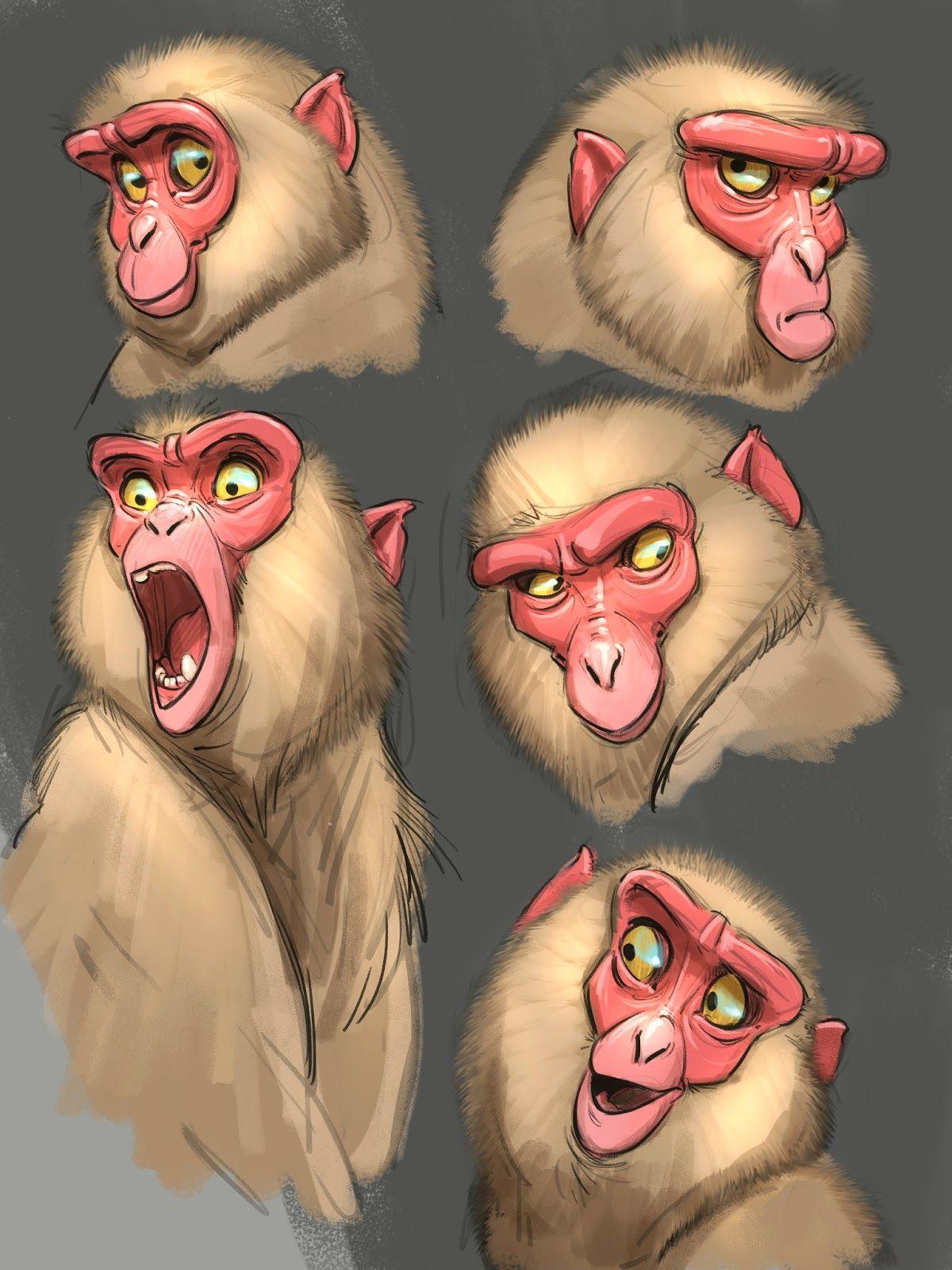 The Art of Aaron Blaise* © - Blog/Website   (www.creatureartteacher.com) ★    CHARACTER DESIGN REFERENCES   マンガの描き方 •