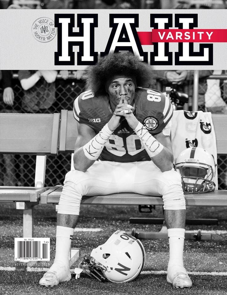 Hail Varsity Volume 2 Issue 14. Kenny Bell. November 23 ...
