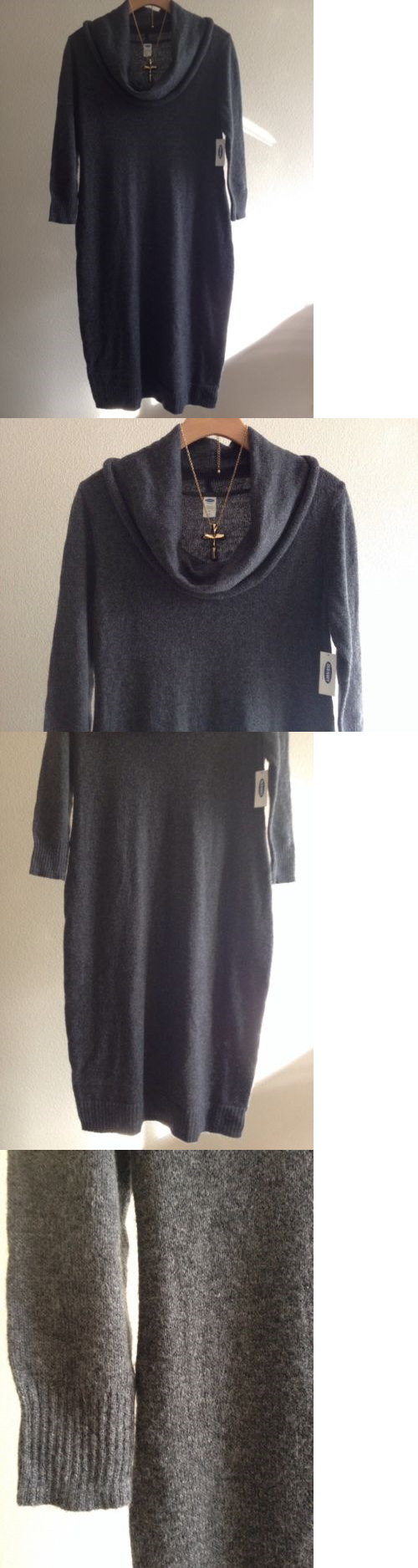 Sweaters 11538: Nwt Old Navy Cowl Neck Maternity Sweater Dress Sz ...