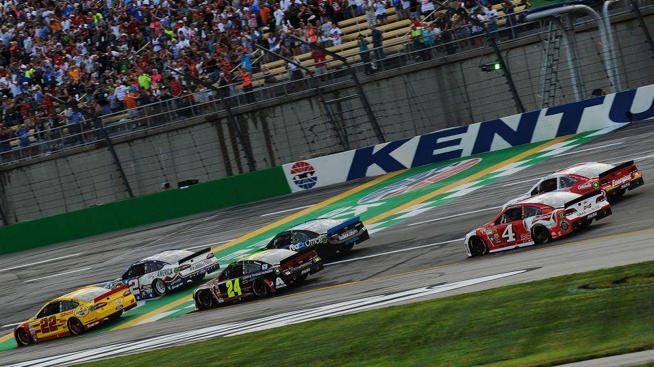 Where 2 Watch NASCAR schedule for Kentucky Speedway