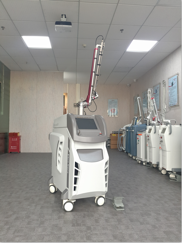 ND yag laser picosecond for colourful tattoo removal