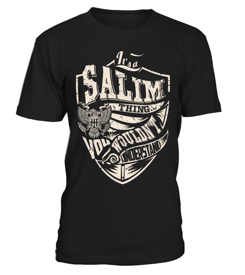 It's a SALIM Thing