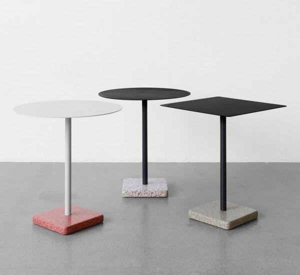 Hay Terrazzo Round Table Terrazzo Table Furniture Table