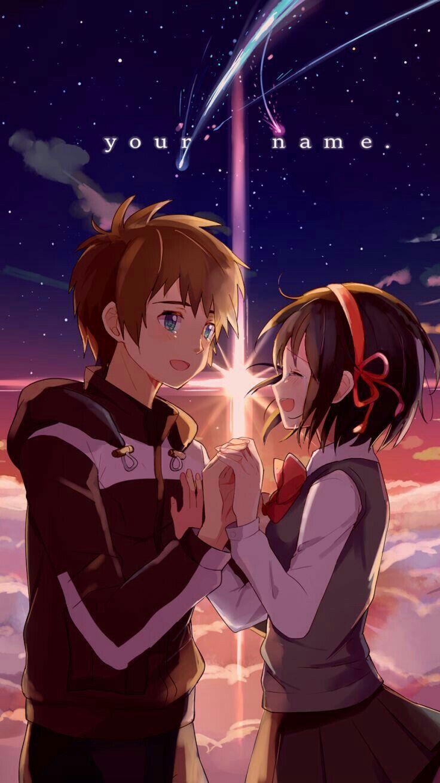 Fondos de Pantalla Anime ヽ(^o^ )^_^ )ノ in 2020 Your name