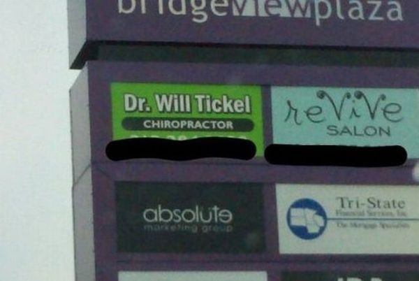 10 Unfortunately Named Doctors | Webjunk | Doctor names