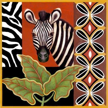 Zebra Like‿ ⁀ ՀᏋᗷᖇᗩ ԼᎥƘᏋ Pinturas De Animales