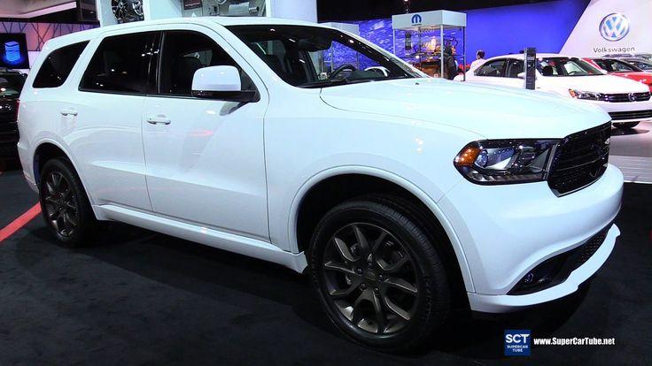 Awesome Dodge Dodge Durango AWD Exterior And Interior - Durango car show